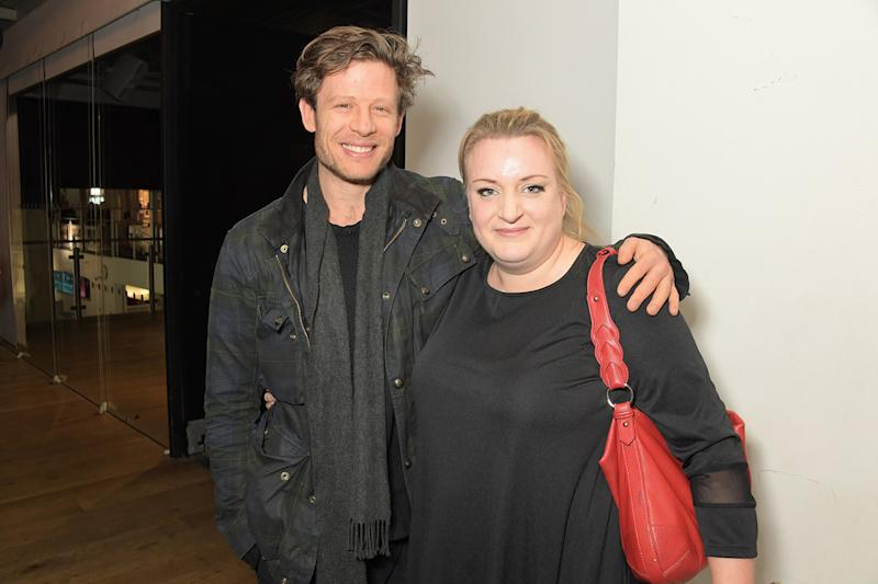 Daisy May Cooper said it was hard to see her RADA contemporaries like James Norton doing so well (Getty Images)