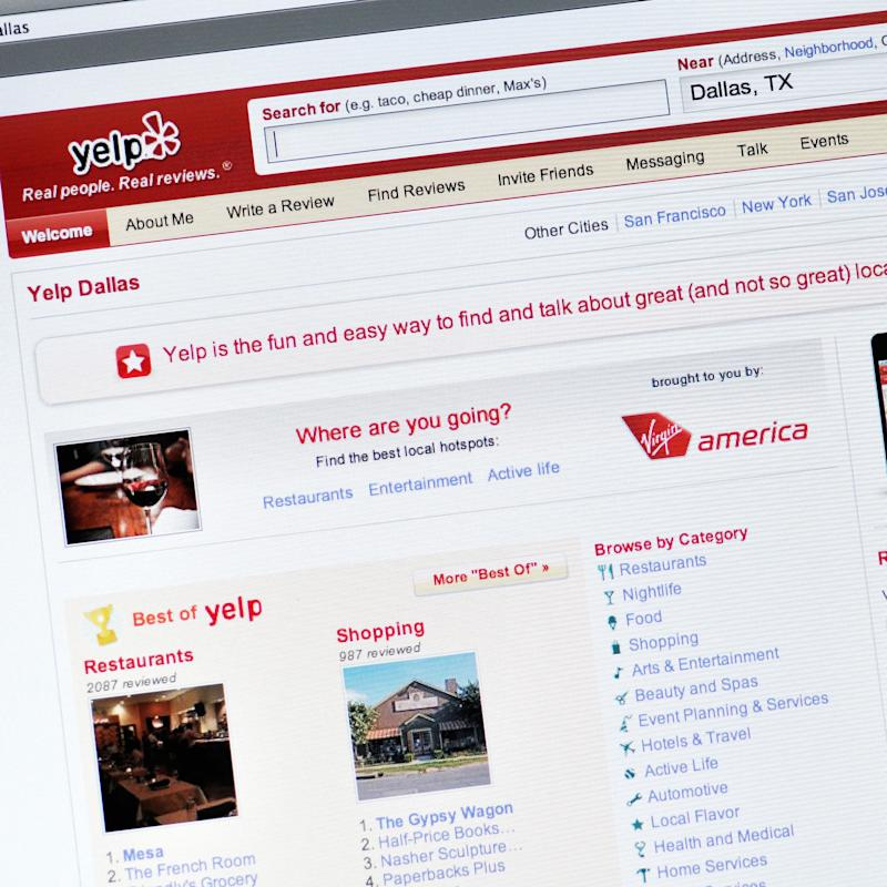 Whatever Yelp Allegedly Did Is Not Illegal