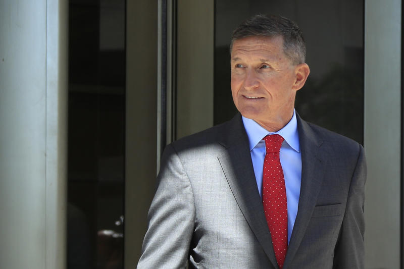 Michael Flynn Asks Court For No Prison Time