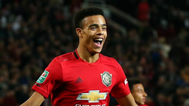 Jose Mourinho's first return to Old Trafford since his sacking sees Manchester United hand teenager Mason Greenwood a rare start.