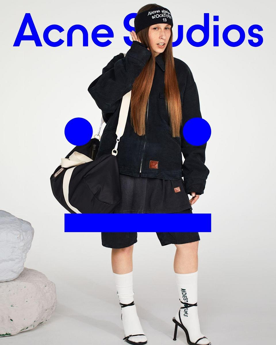 """<p><strong>Who: </strong>Acne Studios</p><p><strong>What: </strong>Fall/Winter 2021 Face collection Drop 2</p><p><strong>Where:</strong> Available on <a href=""""https://go.redirectingat.com?id=74968X1596630&url=https%3A%2F%2Fwww.acnestudios.com%2Fus%2Fen%2Fhome&sref=https%3A%2F%2Fwww.elle.com%2Ffashion%2Fshopping%2Fg36905733%2Fthe-launch-julys-hottest-fashion-drops%2F"""" rel=""""nofollow noopener"""" target=""""_blank"""" data-ylk=""""slk:acnestudios.com"""" class=""""link rapid-noclick-resp"""">acnestudios.com</a> and in all Acne stores worldwide</p><p><strong>Why: </strong>Acne Studios releases its second drop of the Fall/Winter 2021 Face collection, entitled """"Bizarro World Tour"""" & """"Pop."""" The clothes embody the casual streetwear of the early aughts with the classic Acne twist—bright colors, slouchy silhouettes, and unexpected fabric choices that bring new life to puffy nylon outerwear and workwear. Acne also teamed up with Danish ceramicist Betina Jørgensen—known as Bettunika—to create off-kilter teacups and saucers to embrace the imperfect. The cherry on top of this delicious drop is Acne's continued commitment to eco-conscious fashion, with 90 percent of the collection made using sustainably sourced materials. </p><p><a class=""""link rapid-noclick-resp"""" href=""""https://go.redirectingat.com?id=74968X1596630&url=https%3A%2F%2Fwww.acnestudios.com%2Fus%2Fen%2Fwoman%2Fface%2F&sref=https%3A%2F%2Fwww.elle.com%2Ffashion%2Fshopping%2Fg36905733%2Fthe-launch-julys-hottest-fashion-drops%2F"""" rel=""""nofollow noopener"""" target=""""_blank"""" data-ylk=""""slk:SHOP NOW"""">SHOP NOW</a><strong><br></strong></p>"""
