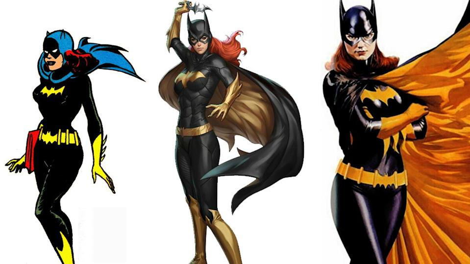 Unlike her mentor, Batgirl's costume was awesome from the very beginning.