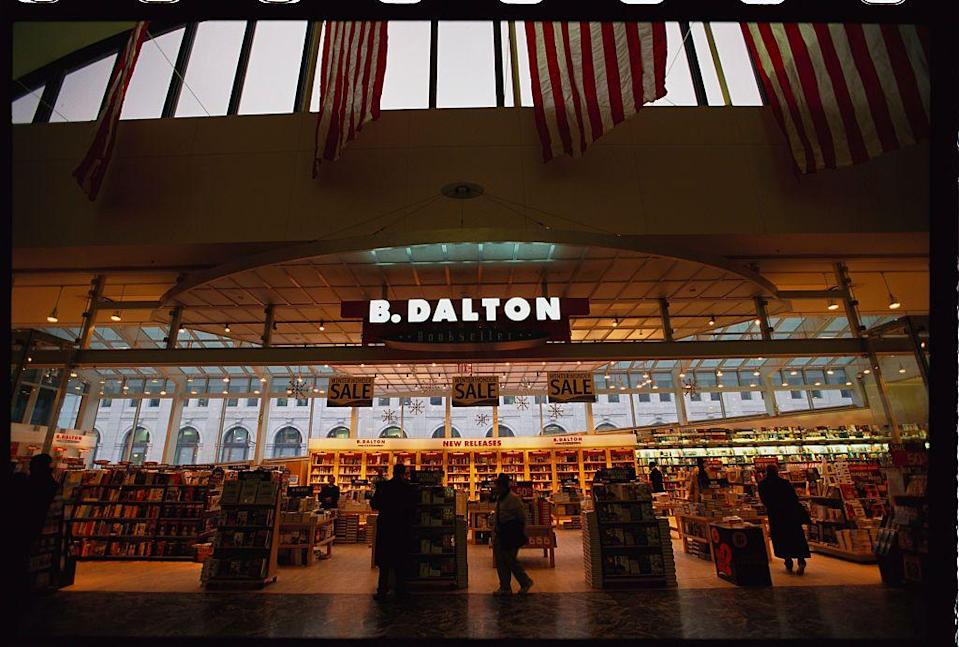 <p>Founded in 1966 by Bruce Dayton, B. Dalton was an American bookstore chain that soon became the largest seller of hardcover books in the United States. At the top of the bookstore's success, the chain had 798 stores open, but had trouble competing with Barnes & Noble and Borders. Barnes & Noble actually acquired B. Dalton in 1987, until the last of the stores were liquidated in January 2010.</p>