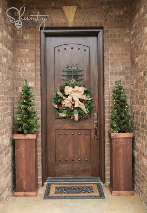 "<p>These beautiful, inexpensive boxes are perfect for giving height to a <a href=""https://www.countryliving.com/home-design/decorating-ideas/g316/decorate-mini-christmas-trees/"" rel=""nofollow noopener"" target=""_blank"" data-ylk=""slk:small Christmas tree"" class=""link rapid-noclick-resp"">small Christmas tree</a> or to keep it out of your pet's or toddler's reach. Or you can build two to flank your front door, and reuse them year-round to display greenery or live plants.</p><p><strong>Get the tutorial at <a href=""https://www.shanty-2-chic.com/2013/11/diy-25-christmas-tree-plant-stand.html"" rel=""nofollow noopener"" target=""_blank"" data-ylk=""slk:Shanty 2 Chic"" class=""link rapid-noclick-resp"">Shanty 2 Chic</a>.</strong></p><p><a class=""link rapid-noclick-resp"" href=""https://www.amazon.com/Gorilla-Wood-Glue-ounce-Bottle/dp/B001NN5T22/ref=sr_1_4?tag=syn-yahoo-20&ascsubtag=%5Bartid%7C10050.g.28746492%5Bsrc%7Cyahoo-us"" rel=""nofollow noopener"" target=""_blank"" data-ylk=""slk:SHOP WOOD GLUE"">SHOP WOOD GLUE</a></p>"