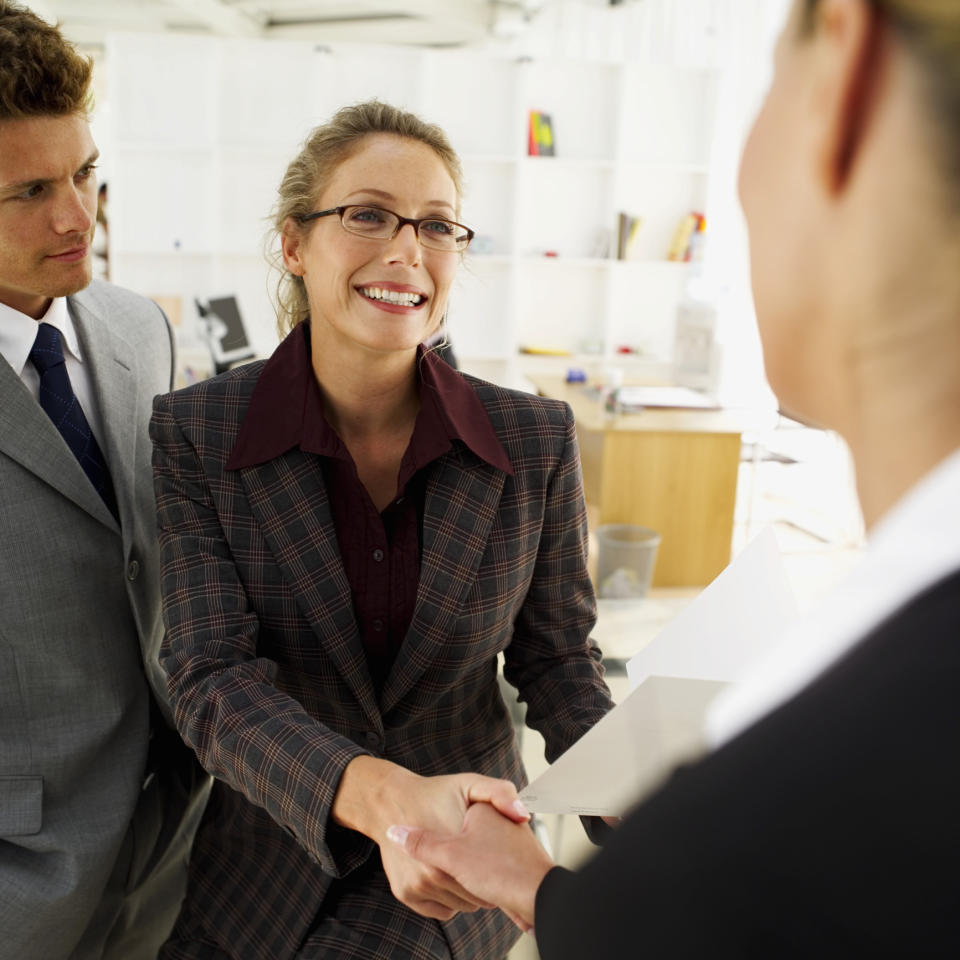 how to get hired How to know if you're going to get hired job interviews jobs forums.