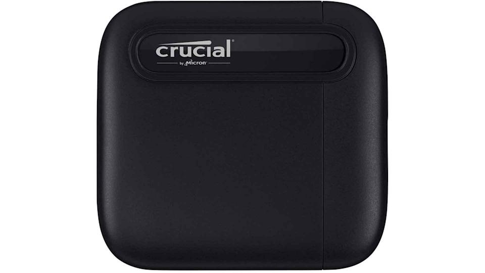 Crucial X6 portable SSD