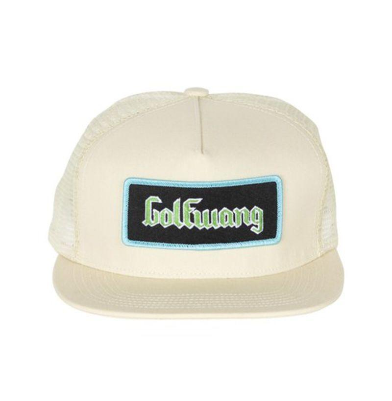 "<p><strong>Golf Wang</strong></p><p>golfwang.com</p><p><strong>$40.00</strong></p><p><a href=""https://golfwang.com/oe-trucker-hat-by-golf-wang/"" rel=""nofollow noopener"" target=""_blank"" data-ylk=""slk:Buy"" class=""link rapid-noclick-resp"">Buy</a></p><p>White <a href=""https://www.esquire.com/style/mens-fashion/g27022208/mens-hat-styles-guide/"" rel=""nofollow noopener"" target=""_blank"" data-ylk=""slk:accessories"" class=""link rapid-noclick-resp"">accessories</a> lighten up any wardrobe. Wear this to beaches, barbecues, baseball games, and everything in between (once it's safe, of course).</p>"