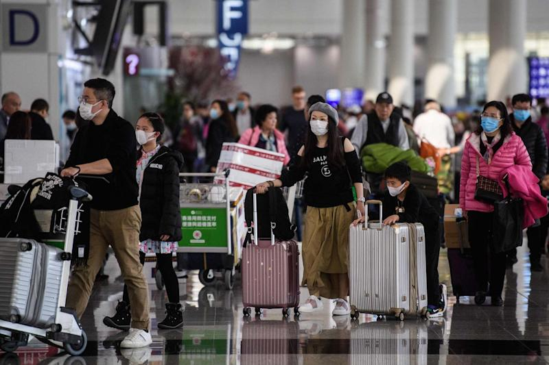 There has been no warning against travel (AFP via Getty Images)
