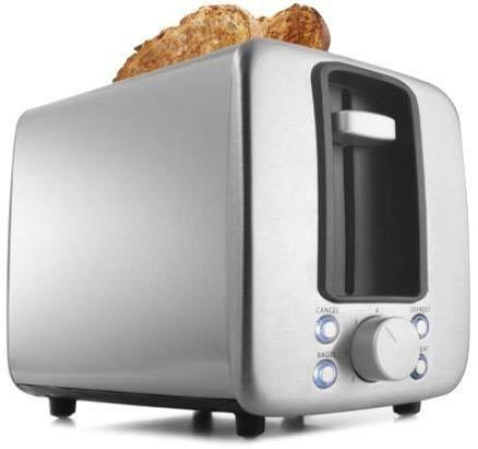 2-Slice Stainless Steal Toaster has been recalled. Photo: Kmart