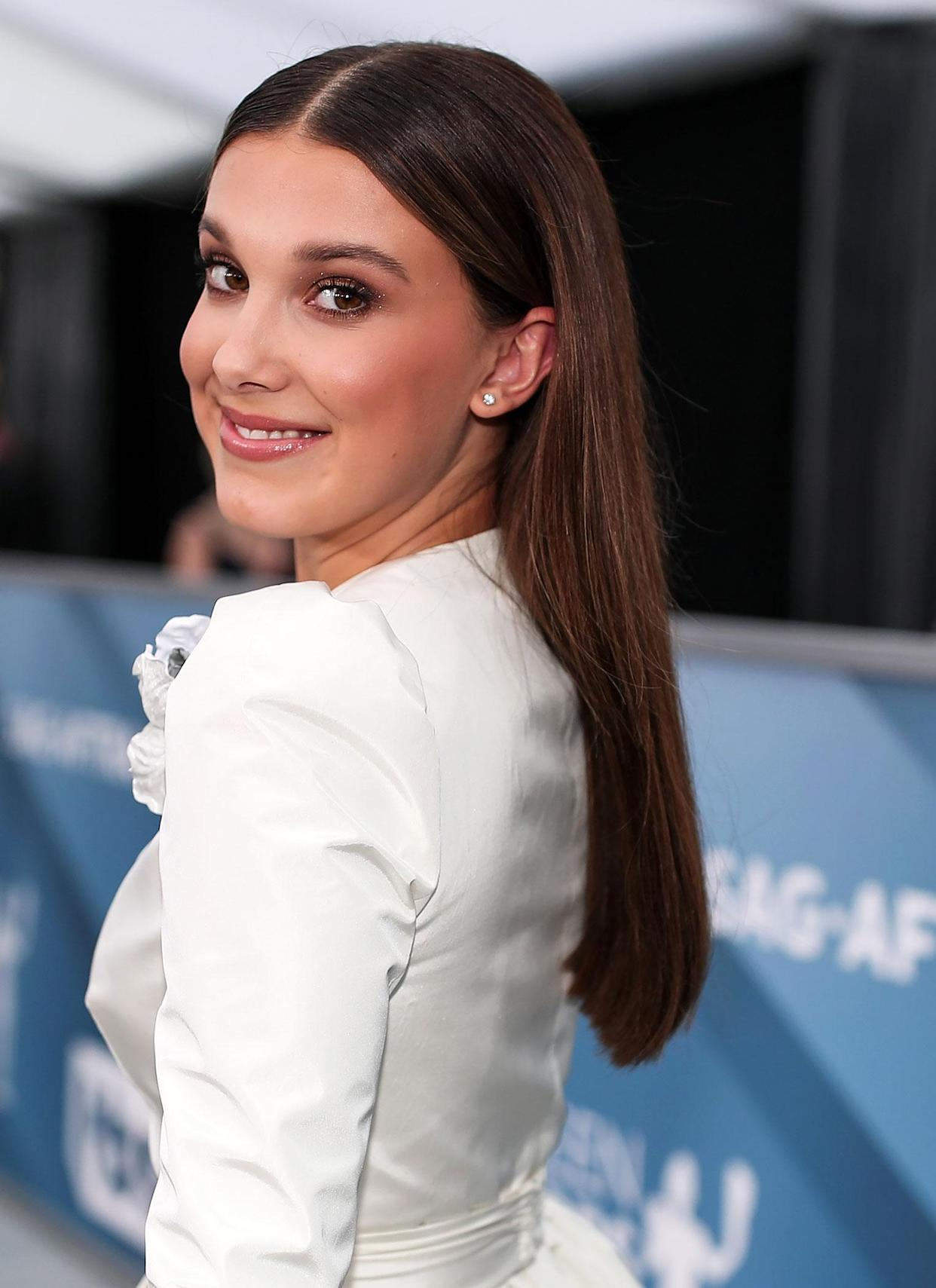 Millie Bobby Brown Looks to Zendaya's 'Amazing' Style for Fashion Inspo
