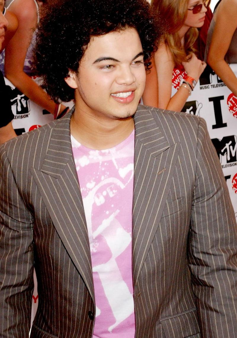 Fresh-faced Guy Sebastian first came on the music scene in 2003. Source: Getty
