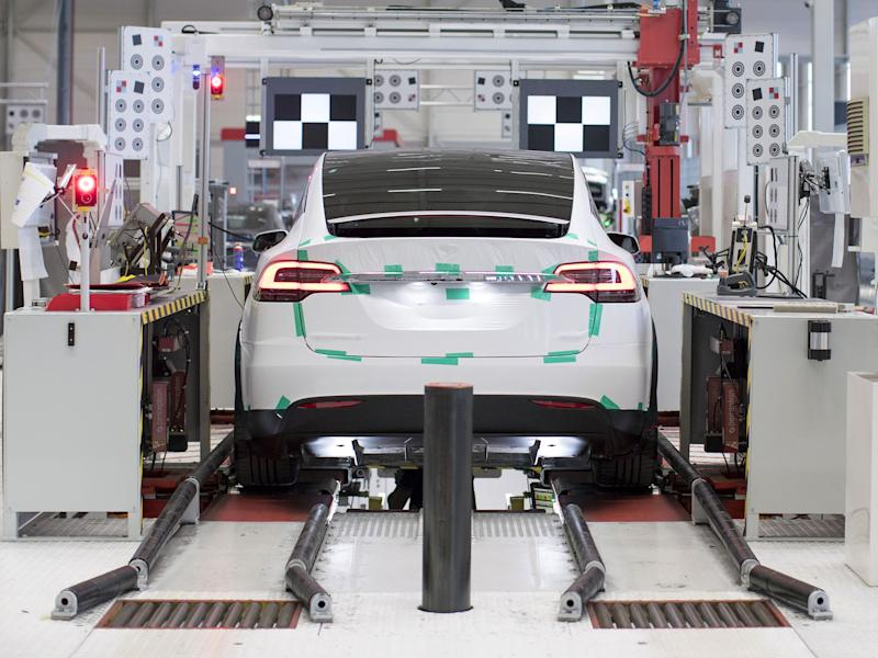 Tesla Model 3 approved and rolling off assembly line ready for Europe