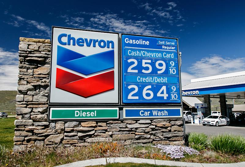 Will Upstream Segment Boost Chevron's (CVX) Q1 Earnings?