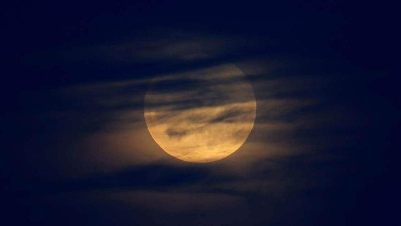 Third penumbral lunar eclipse on 5 July 2020: Time, duration and visibility from India