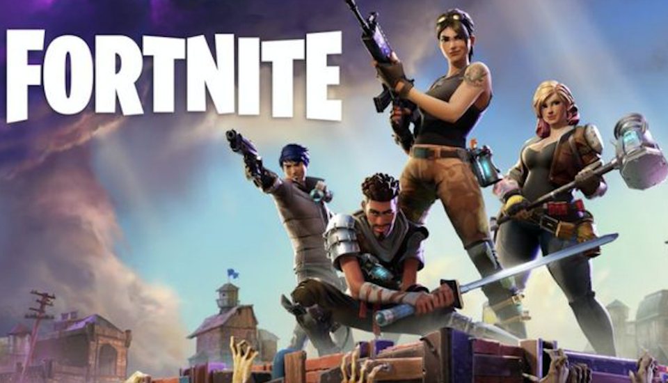 <em>Craze – Fortnite has become a global craze, with youngsters everywhere playing it obsessively</em>