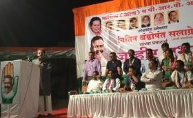 Congress leader Nitin Salagre is Andheri (E) corporator