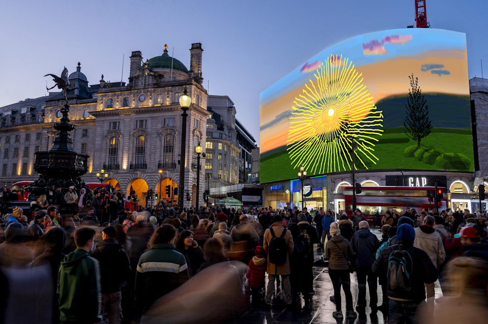 Piccadilly Lights (PR handout/PA)