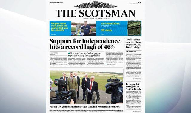 Scotsman owner to launch fresh bid to offload regional newspaper stable