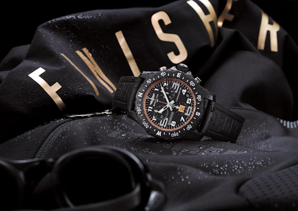 breitling and ironman