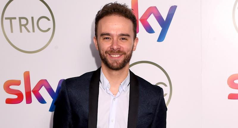 Jack P Shepherd has defended the recasting of Todd Grimshaw. (Photo by Dave J Hogan/Getty Images)