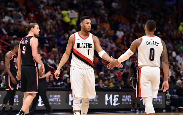 What separates Lillard is an authentic and unflappable belief in himself and his teammates.