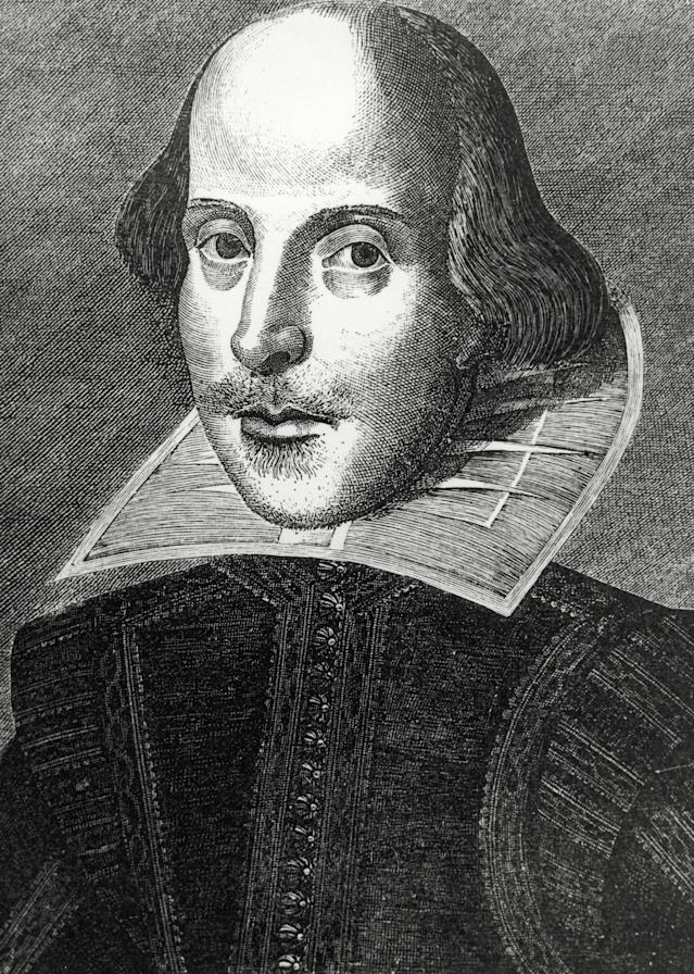William Shakespeare's birthday is celebrated on April 23. (Photo: Getty)