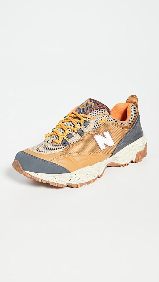 "<p>These <a href=""https://www.popsugar.com/buy/New-Balance-801-Sneakers-553002?p_name=New%20Balance%20801%20Sneakers&retailer=shopbop.com&pid=553002&price=100&evar1=fab%3Aus&evar9=47268535&evar98=https%3A%2F%2Fwww.popsugar.com%2Ffashion%2Fphoto-gallery%2F47268535%2Fimage%2F47268542%2FNew-Balance-801-Sneakers&list1=shopping%2Cshoes%2Csneakers%2Cnew%20balance&prop13=mobile&pdata=1"" rel=""nofollow"" data-shoppable-link=""1"" target=""_blank"" class=""ga-track"" data-ga-category=""Related"" data-ga-label=""https://www.shopbop.com/801-sneakers-new-balance/vp/v=1/1572368279.htm?fm=search-viewall-shopbysize&amp;os=false&amp;ref=SB_PLP_NB_5"" data-ga-action=""In-Line Links"">New Balance 801 Sneakers</a> ($100) look like a cross between a sneaker and a hiking boot, and we're so into it.</p>"