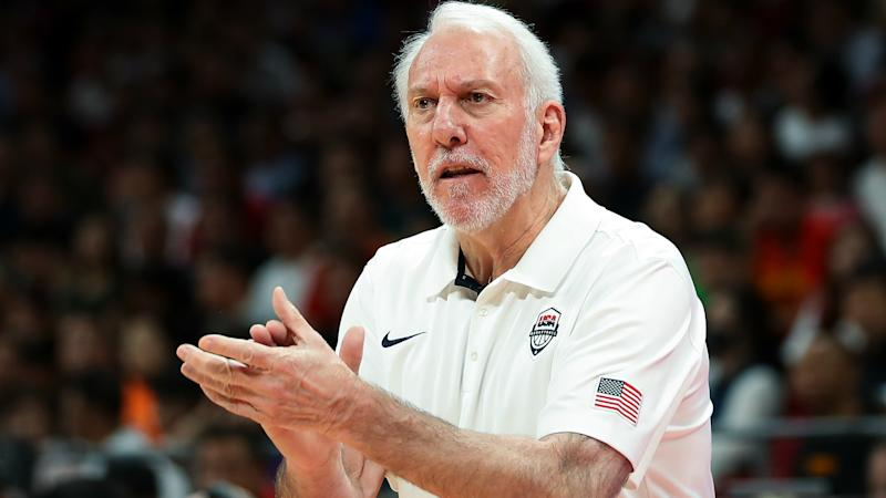 Coronavirus: Popovich committed to Team USA for 2021 after Olympics postponement