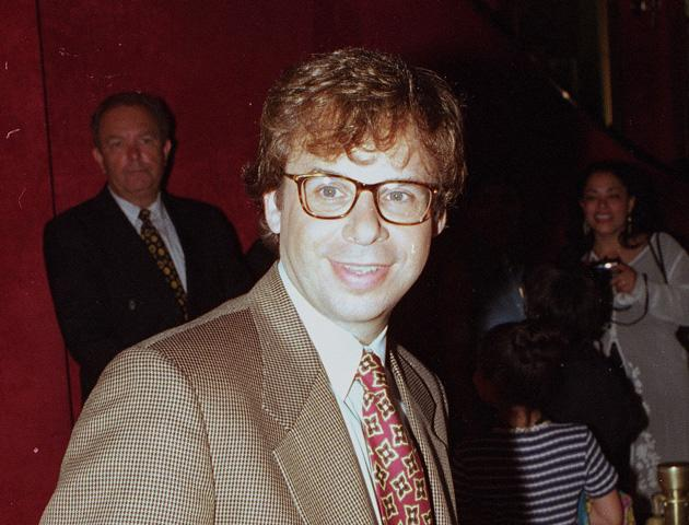 """<b>Rick Moranis (Louis Tully)</b> <br><br> Moranis won the part of Dana's mild-mannered neighbour after John Candy couldn't fix his schedule around the movie and the role was rewritten to suit his comic talents. Moranis went on to have huge success in a number of films including 'Spaceballs', 'Little Shop of Horrors', 'Honey, I Shrunk the Kids', 'Parenthood' and 'The Flintstones'. Aggrieved about not having as much script input as he did in his earlier films, he effectively retired from movies in 1997. It has been suggested, however, that he might return for 'Ghostbusters III'. <br><br>[<b>See more</b>: <em><a href=""""http://yhoo.it/uWUvPy"""" rel=""""nofollow noopener"""" target=""""_blank"""" data-ylk=""""slk:Our Ghostbusters 3 fantasy cast"""" class=""""link rapid-noclick-resp"""">Our Ghostbusters 3 fantasy cast</a></em>]"""
