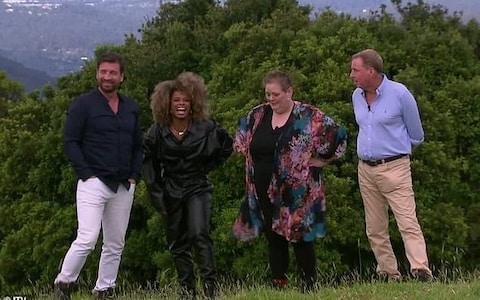 Nick Knowles, Fleur East, Anne Hegarty and Harry Redknapp - Credit: ITV