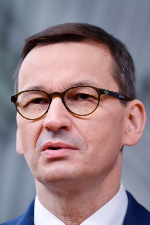Prime Minister Mateusz Morawiecki said the new ta will 'create better conditions for the development of free media'