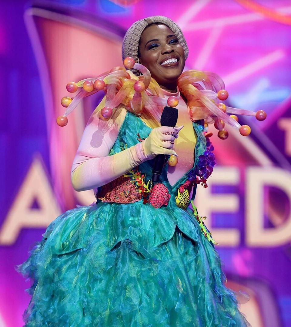 The Masked Singer's Macy Gray