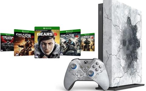 Gears 5 Xbox One X bundle deal black friday