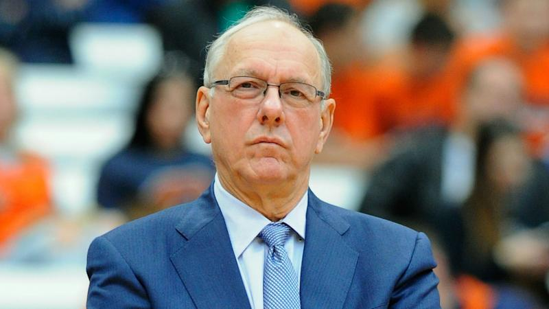 Syracuse, Jim Boeheim agree on contract extension after top assistant's departure