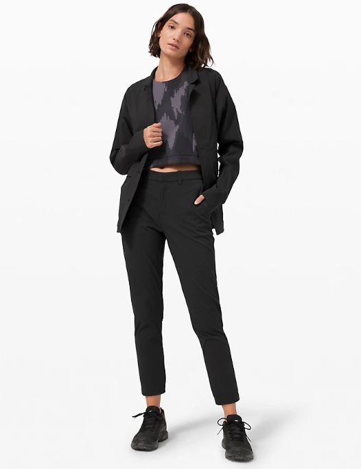 Take the Moment Pant in in black