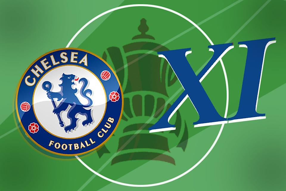 <p>Frank Lampard has named his Chelsea squad to face Morecambe</p> (ES Composite)