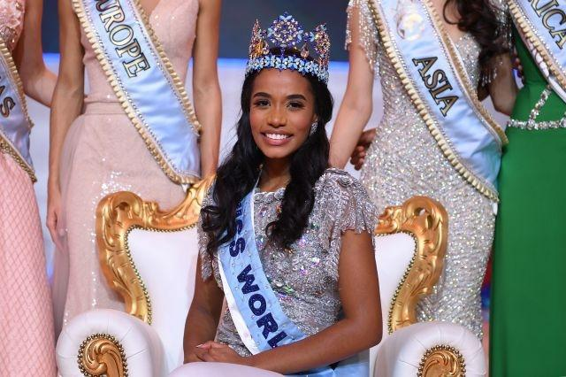 Miss Jamaica crowned Miss World 2019