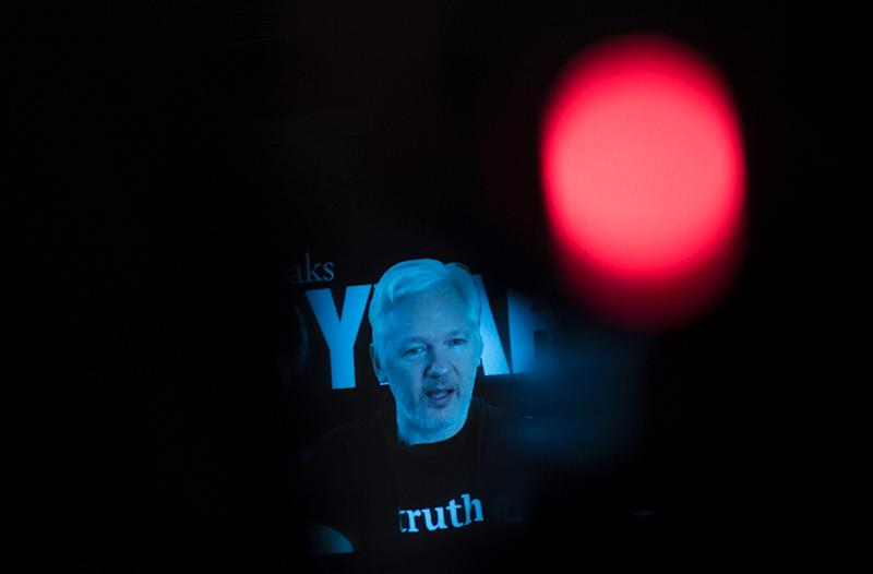 Julian Assange fears Sweden will extradite him to the United States to answer for the leaking of diplomatic cables by Wikileaks