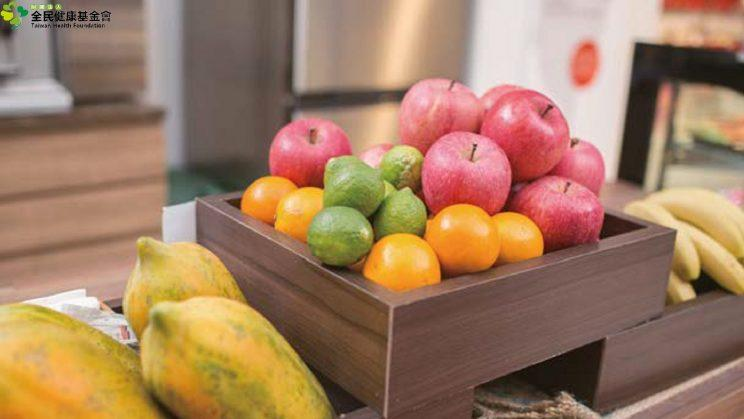 How can the fruit be healthy?