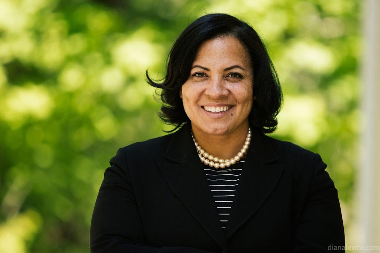 Suffolk County District Attorney Rachael Rollins