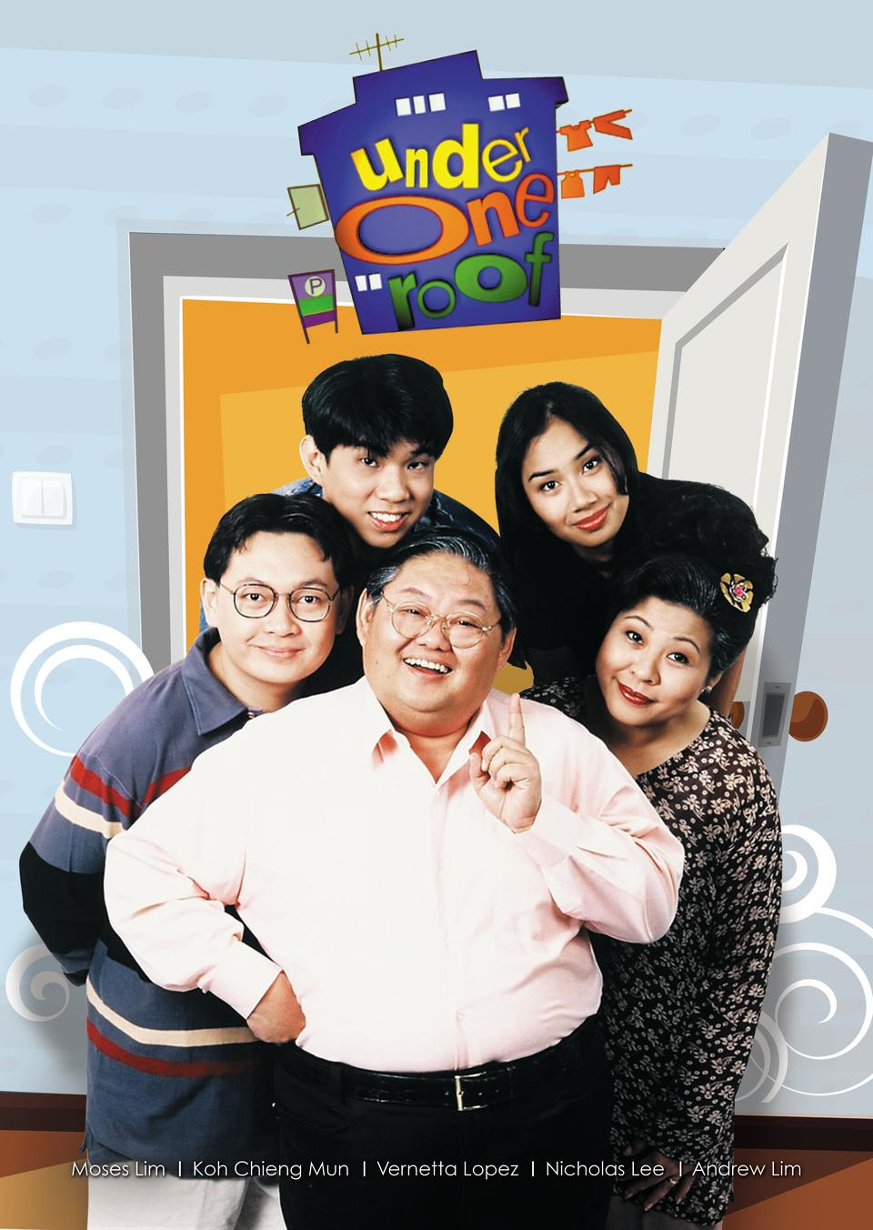 Classic sitcom Under One Roof is coming to Netflix on 30 August 2020. (Photo: Netflix)