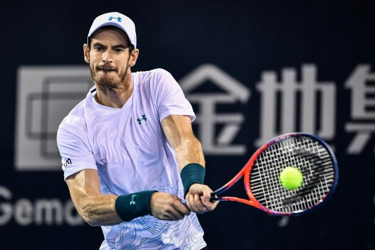 Murray beats Goffin to reach Shenzhen Open quarterfinals