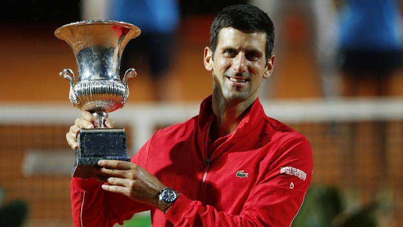 French Open 2020: Djokovic's 31-1 start to the year in numbers as history beckons at Roland Garros