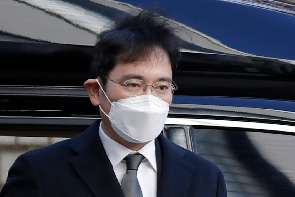 <p>South Korea Samsung Lee</p> (Copyright 2020 The Associated Press. All rights reserved)
