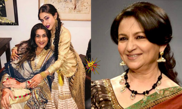 Post 14 Years, This Is How Sharmila Tagore Re-Connected To Amrita Singh