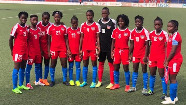 U17 Liberian Squad including LEAD MFA student-athletes (Blessing Kieh pictured third from right).jpg