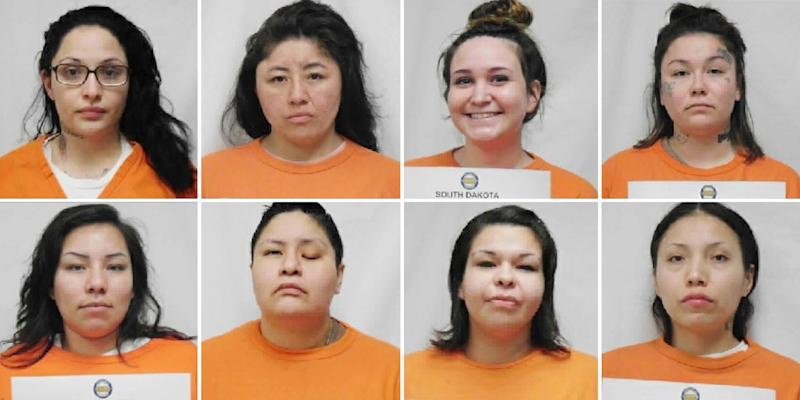9 escape from S. Dakota jail where there was a positive coronavirus test