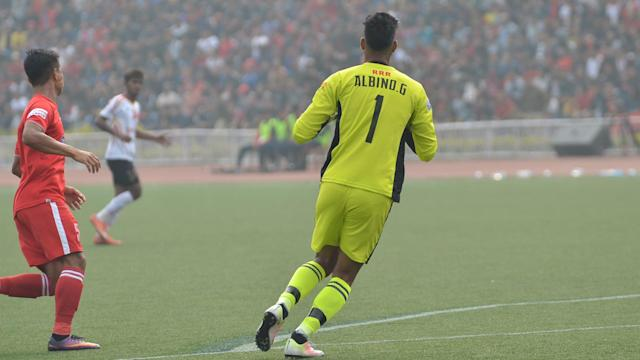 The 23-year-old custodian picked up a knee injury in their last game against Jamshedpur FC...