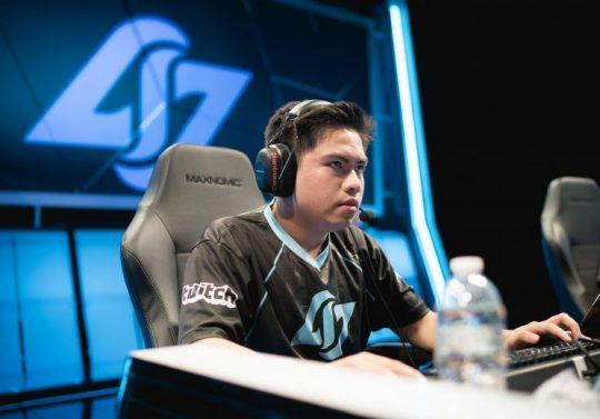 Xmithie is the jungler for CLG (Lolesports/Riot Games)
