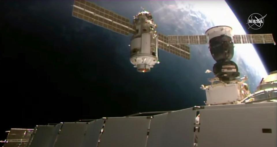 Russia-Space-Station (ASSOCIATED PRESS)